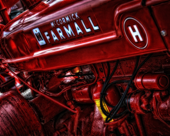 The Iowa Farm Boy - Farmall H